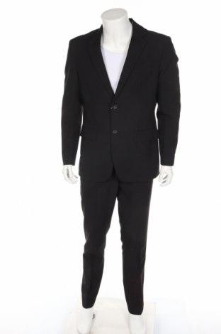 Ανδρικό κοστούμι Oppo Suits, Μέγεθος L, Χρώμα Μαύρο, Πολυεστέρας, Τιμή 48,38€