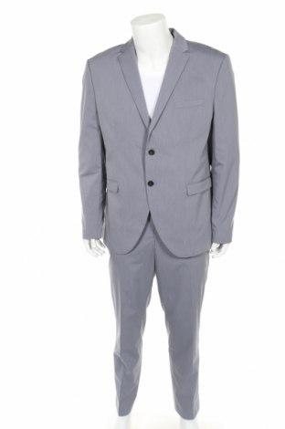 Ανδρικό κοστούμι Selected Homme, Μέγεθος XL, Χρώμα Μπλέ, 75% πολυεστέρας, 25% βισκόζη, 3% ελαστάνη, Τιμή 86,78€