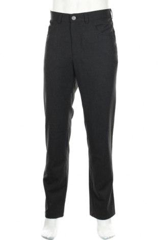 Мъжки панталон Atelier GARDEUR, Размер L, Цвят Сив, 68% полиестер, 29% вискоза, 3% еластан, Цена 18,06лв.