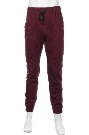 Ανδρικό παντελόνι Faded Glory, Μέγεθος M, Χρώμα Βιολετί, 98% βαμβάκι, 2% ελαστάνη, Τιμή 14,29€