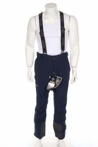 Ανδρικό παντελόνι για χειμερινά σπορ Kilpi, Μέγεθος L, Χρώμα Μπλέ, 94% πολυεστέρας, 6% ελαστάνη, Τιμή 81,96€
