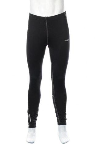 Męskie legginsy sportowe Ozon  Man, Rozmiar XL, Kolor Czarny, 90% poliester, 10% elastyna, Cena 46,80zł