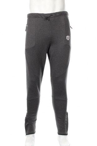 Męskie spodnie sportowe Morotai, Rozmiar L, Kolor Szary, 84% bawełna, 16% poliester, Cena 90,00zł