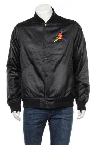 Ανδρικό μπουφάν Air Jordan Nike, Μέγεθος L, Χρώμα Μαύρο, Πολυεστέρας, Τιμή 68,19€