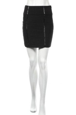 Пола Morgan De Toi, Размер XS, Цвят Черен, Полиестер, Цена 21,00лв.