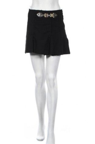 Пола Zara, Размер XS, Цвят Черен, Цена 4,57лв.