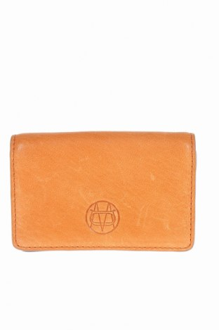 Портмоне Massimo Dutti, Цвят Кафяв, Естествена кожа, Цена 48,30лв.