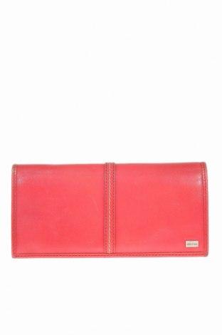 Portmonetka Oroton, Kolor Czerwony, Skóra naturalna, Cena 105,00zł
