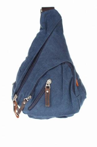 Σακίδιο πλάτης, Χρώμα Μπλέ, Κλωστοϋφαντουργικά προϊόντα, Τιμή 22,73€