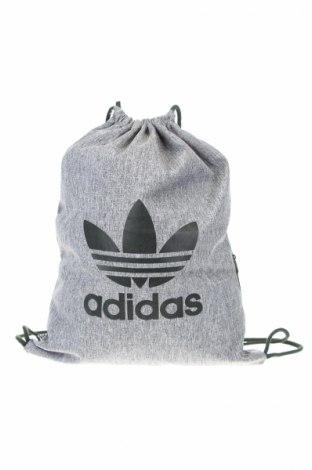 Plecak Adidas, Kolor Szary, Materiał tekstylny, Cena 86,40zł