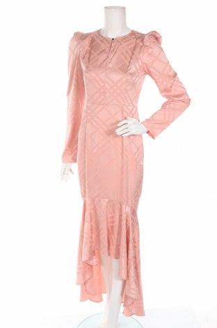 Рокля Allyson, Размер M, Цвят Розов, Полиестер, Цена 34,50лв.