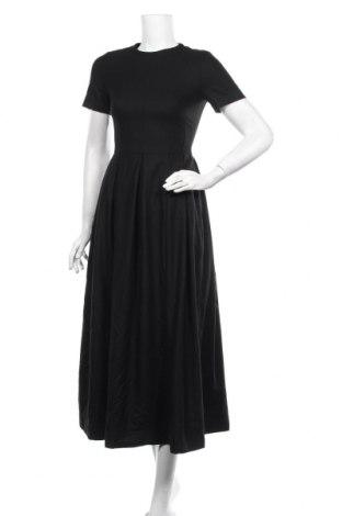 Φόρεμα Massimo Dutti, Μέγεθος S, Χρώμα Μαύρο, 80% μαλλί, 20% πολυεστέρας, Τιμή 97,42€