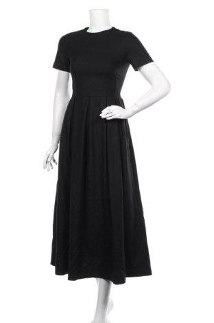 Φόρεμα Massimo Dutti, Μέγεθος S, Χρώμα Μαύρο, 80% μαλλί, 20% πολυεστέρας, Τιμή 102,58€