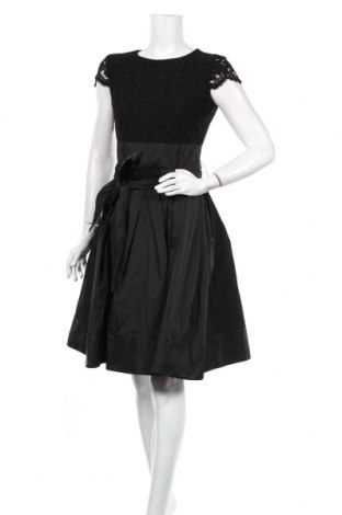 Рокля Ralph Lauren, Размер M, Цвят Черен, 64% памук, 20% вискоза, 16% полиамид, Цена 142,45лв.
