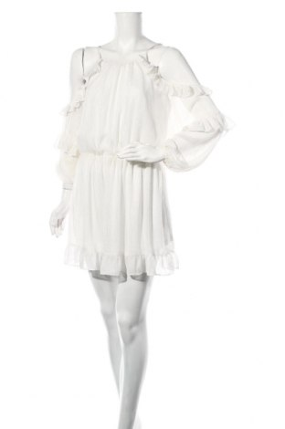 Рокля Vera & Lucy, Размер S, Цвят Бял, Полиестер, Цена 32,76лв.