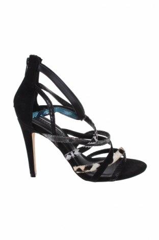 Sandály Reserved, Velikost 39, Barva Vícebarevné, Textile , Eko kůže, pravá kožešina , Cena  297,00Kč