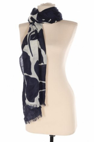 Κασκόλ Massimo Dutti, Χρώμα Μπλέ, Μαλλί, Τιμή 51,03€