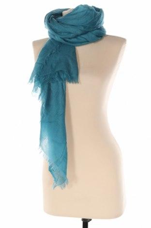 Κασκόλ Massimo Dutti, Χρώμα Μπλέ, Κασμίρι, Τιμή 66,49€