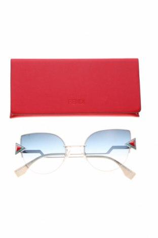 Okulary przeciwsłoneczne Fendi, Kolor Szary, Cena 691,88zł