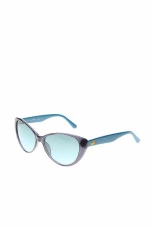 Okulary przeciwsłoneczne Lacoste, Kolor Czarny, Cena 243,25zł