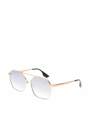 Okulary przeciwsłoneczne McQ Alexander McQueen, Kolor Czarny, Cena 599,63zł