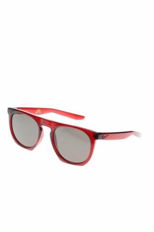 Okulary przeciwsłoneczne Nike, Kolor Czerwony, Cena 208,25zł