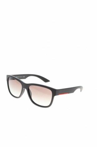 Okulary przeciwsłoneczne Prada, Kolor Czarny, Cena 691,88zł