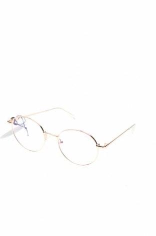 Слънчеви очила QUAY, Цвят Златист, Цена 51,75лв.