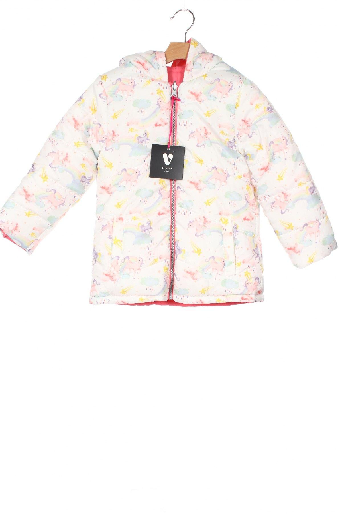 Детско яке V by Very, Размер 5-6y/ 116-122 см, Цвят Многоцветен, 100% полиестер, Цена 48,10лв.