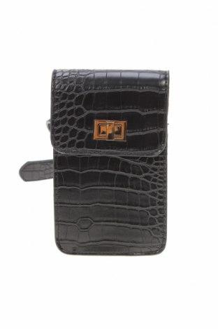 Τσάντα Mohito, Χρώμα Μαύρο, Δερματίνη, Τιμή 14,84€