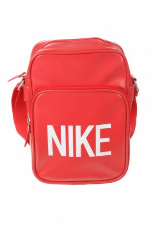 Τσάντα Nike, Χρώμα Κόκκινο, Δερματίνη, Τιμή 21,34€