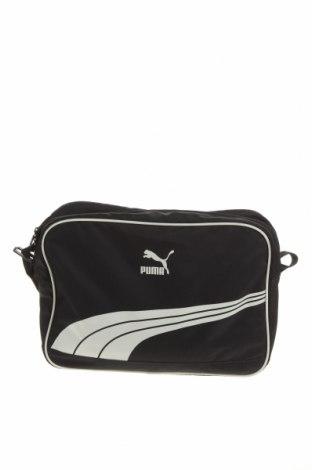 Τσάντα PUMA, Χρώμα Μαύρο, Κλωστοϋφαντουργικά προϊόντα, Τιμή 25,98€