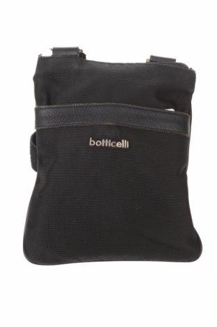 Τσάντα Roberto Botticelli, Χρώμα Μαύρο, Κλωστοϋφαντουργικά προϊόντα, Τιμή 29,69€
