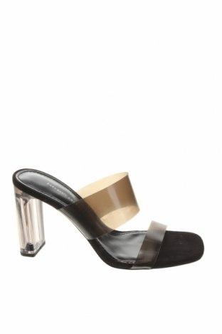 Pantofle Zara, Velikost 39, Barva Černá, Polyurethane, Cena  586,00Kč