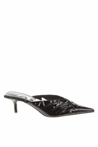 Pantofle Zara, Velikost 39, Barva Černá, Eko kůže, Cena  696,00Kč