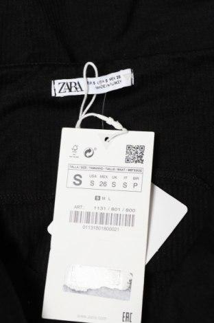 Dámská halenka -body  Zara, Velikost S, Barva Černá, 95% polyamide, 5% elastan, Cena  424,00Kč
