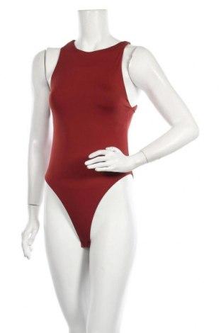 Bluză-body de damă. Zara, Mărime M, Culoare Roșu, 94% poliamidă, 6% elastan, Preț 96,22 Lei