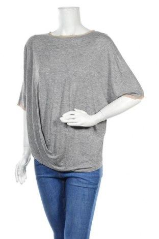Γυναικεία μπλούζα By Malene Birger, Μέγεθος M, Χρώμα Γκρί, 80% βισκόζη, 20% μαλλί, Τιμή 30,43€