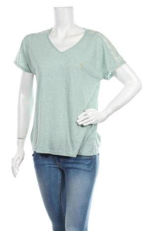 Дамска блуза Culture, Размер L, Цвят Зелен, Цена 42,00лв.