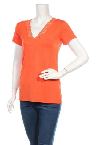 Дамска блуза Culture, Размер M, Цвят Оранжев, 95% вискоза, 5% еластан, Цена 33,80лв.