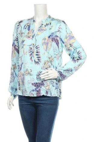 Дамска блуза Culture, Размер L, Цвят Син, Цена 28,80лв.