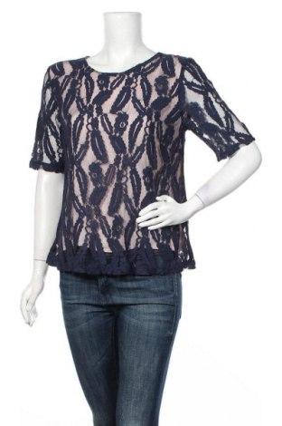 Дамска блуза Culture, Размер M, Цвят Син, Цена 38,35лв.