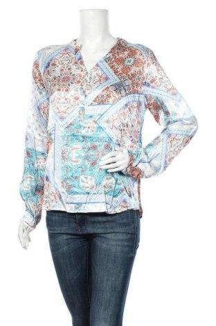 Дамска блуза Culture, Размер L, Цвят Многоцветен, Вискоза, Цена 28,80лв.