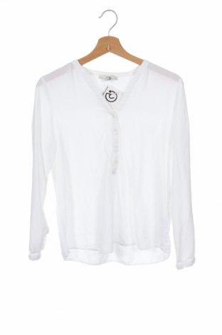 Дамска блуза Esprit, Размер XS, Цвят Бял, Вискоза, Цена 40,50лв.