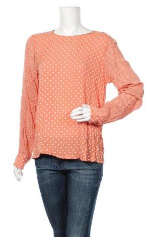 Bluză de femei Kaffe, Mărime M, Culoare Portocaliu, Preț 120,29 Lei