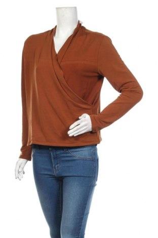 Γυναικεία μπλούζα Lounge Nine, Μέγεθος M, Χρώμα Καφέ, Τιμή 8,76€