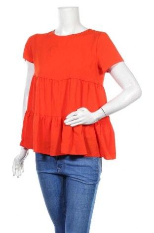 Дамска блуза Reserved, Размер S, Цвят Червен, Цена 18,00лв.
