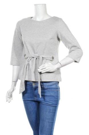 Дамска блуза Reserved, Размер S, Цвят Сив, 65% полиестер, 35% памук, Цена 19,50лв.
