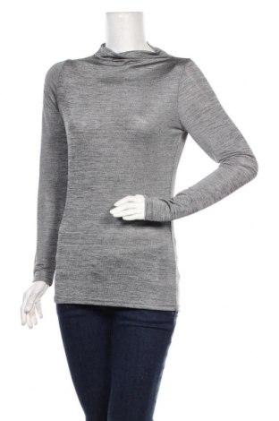 Дамска блуза Reserved, Размер M, Цвят Сив, Цена 19,50лв.