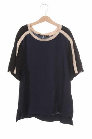 Дамска блуза Scotch & Soda, Размер XS, Цвят Син, Вискоза, Цена 31,50лв.